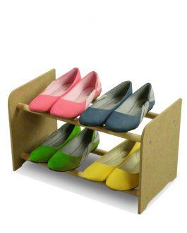 RBS Medinė batų lentyna